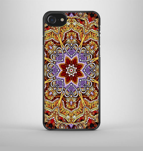 Mandala iPhone 7 Case Avallen