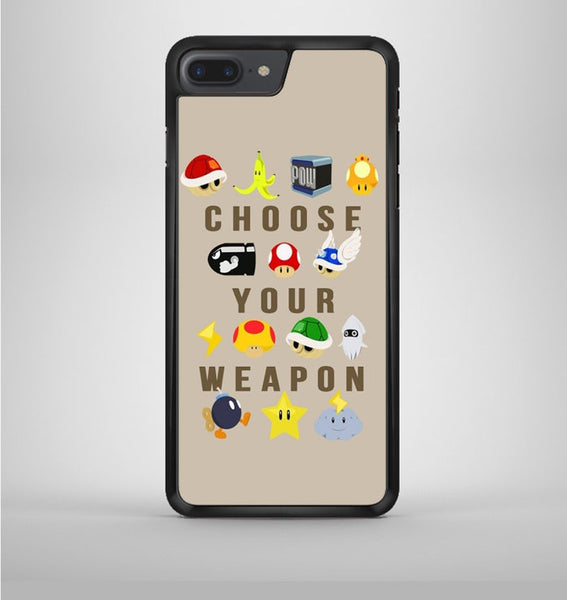 Mario Weapon iPhone 7 Plus Case Avallen