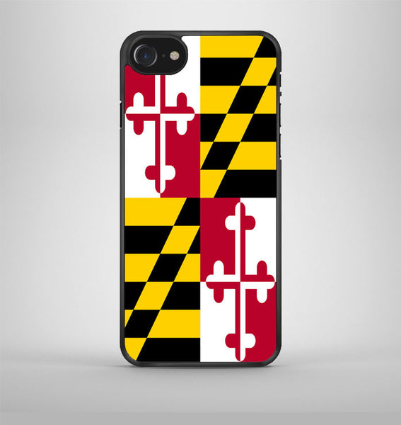 Maryland Flag iPhone 7 Case Avallen