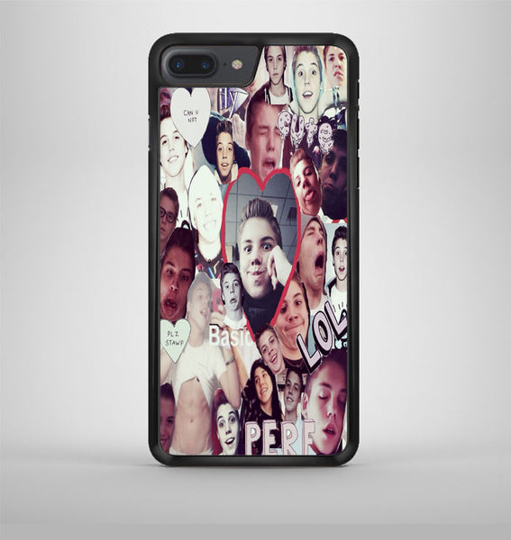 Matthew Espinosa Collage iPhone 7 Plus Case Avallen