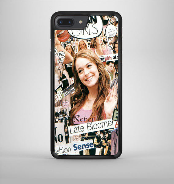 Mean Girls Collage 2 iPhone 7 Plus Case Avallen