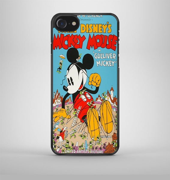 Mickey Mouse Gulliver Mickey iPhone 7 Case Avallen
