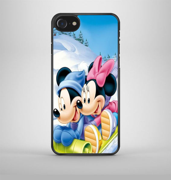 Mickey And Minnie Mose iPhone 7 Case Avallen