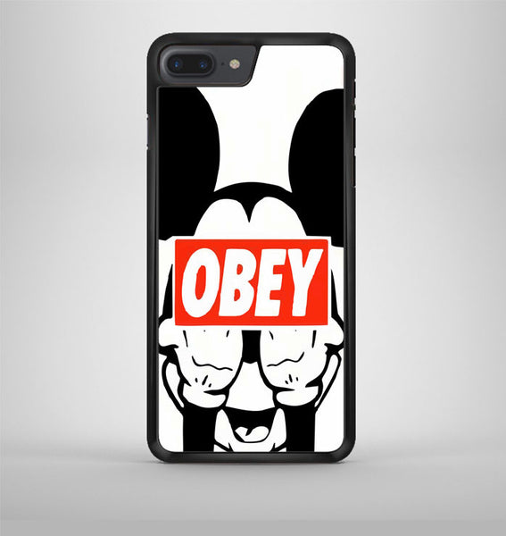 Mickey Obey Style iPhone 7 Plus Case Avallen