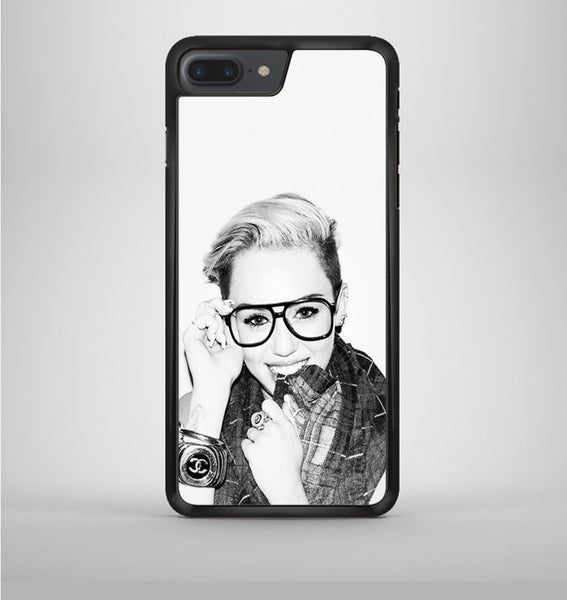 Miley Cyrus Bw iPhone 7 Plus Case Avallen