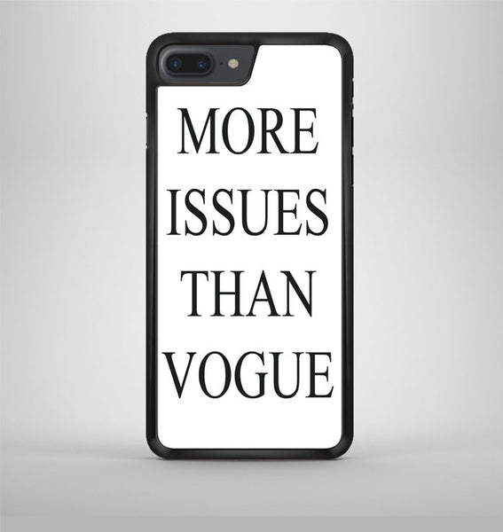 More Issues Than Vogue iPhone 7 Plus Case Avallen
