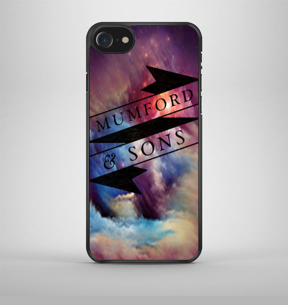 Mumford And Sons Music Logo iPhone 7 Case Avallen