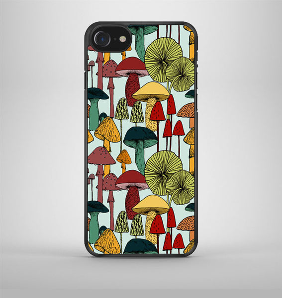 Mushroom arrow colorfull iPhone 7 Case Avallen