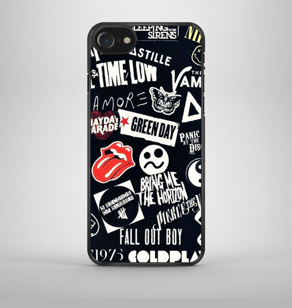 My Favorite Band iPhone 7 Case Avallen