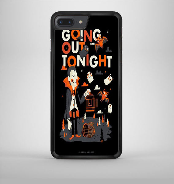 N-531 Halloween Going Out Tonight iPhone 7 Plus Case Avallen