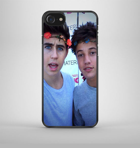 Nash Grier and Cameron Dallas 2 iPhone 7 Case Avallen