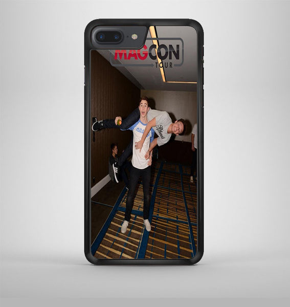 Nash Grier And Cameron Dallas Cover iPhone 7 Plus Case Avallen