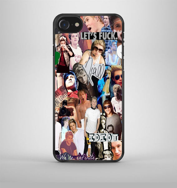 Niall Horan Collage Art iPhone 7 Case Avallen