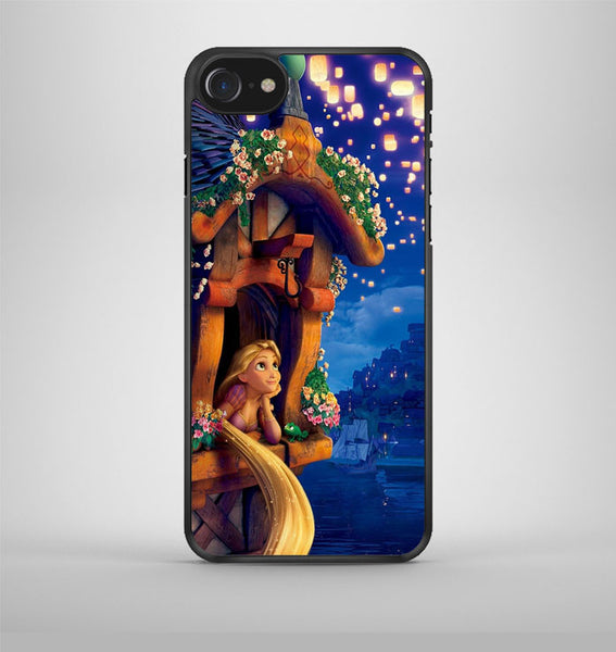 Night Evening Tangled Rapunzel iPhone 7 Case Avallen