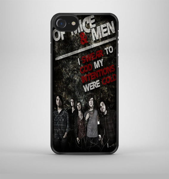 Of Mice and Men Band iPhone 7 Case Avallen