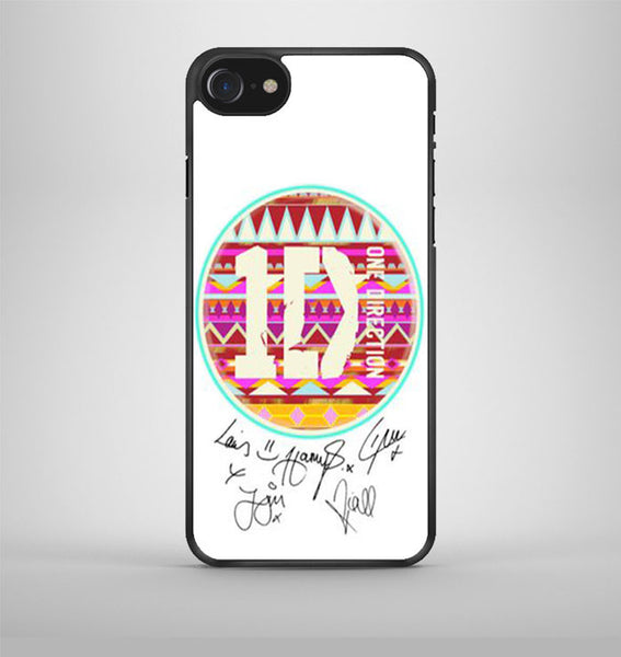 One Direction 1D Aztec iPhone 7 Case Avallen