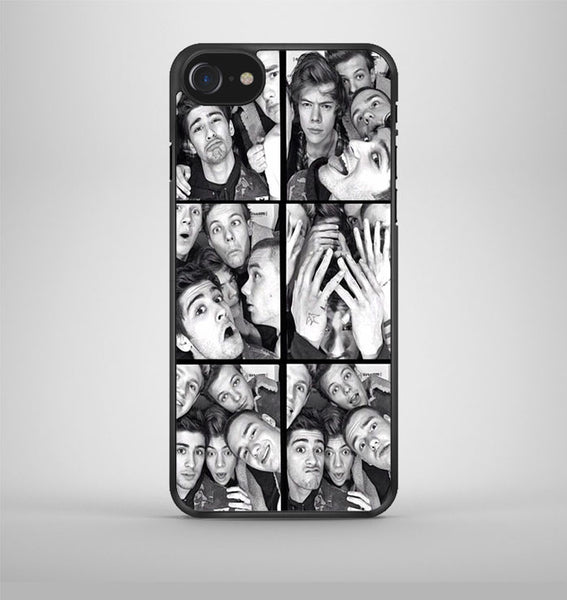 One Direction All Tattoos iPhone 7 Case Avallen