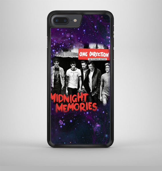 One Direction Midnight Memories Nebula iPhone 7 Plus Case Avallen