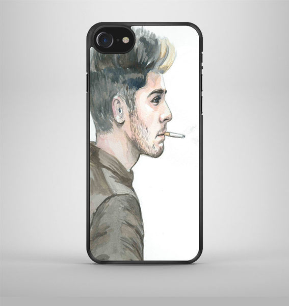 One direction Zayn Malik Comic Collage iPhone 7 Case Avallen