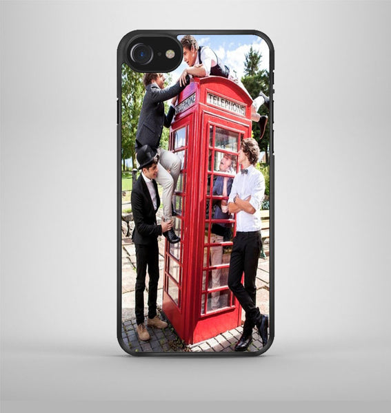 One Direction Telephone iPhone 7 Case Avallen