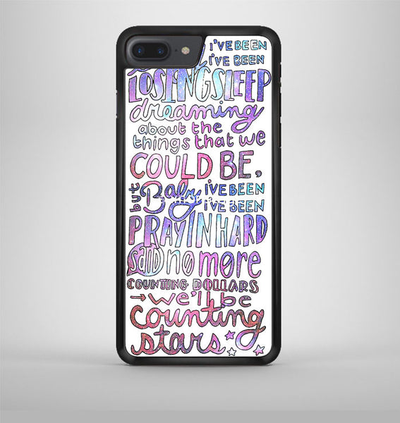 One Republic Lyric Cover iPhone 7 Plus Case Avallen
