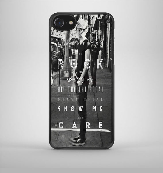 One Direction Rock Me Niall Horan iPhone 7 Case AV