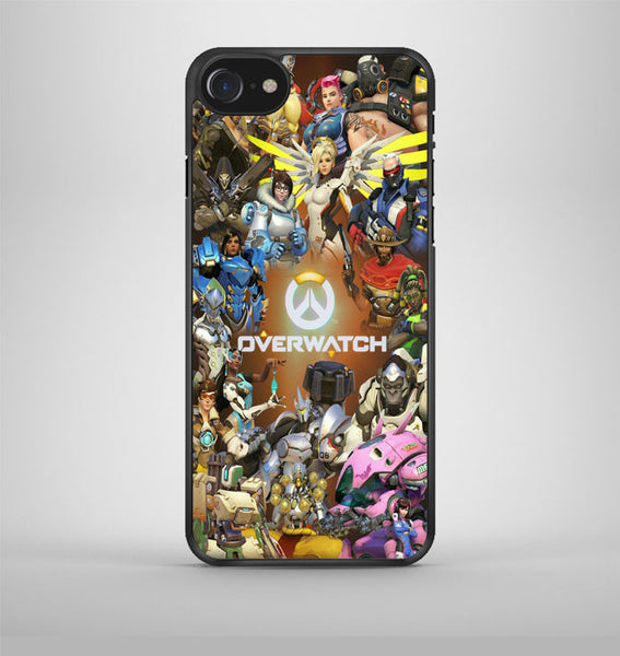 Overwatch Characters iPhone 7 Case Avallen