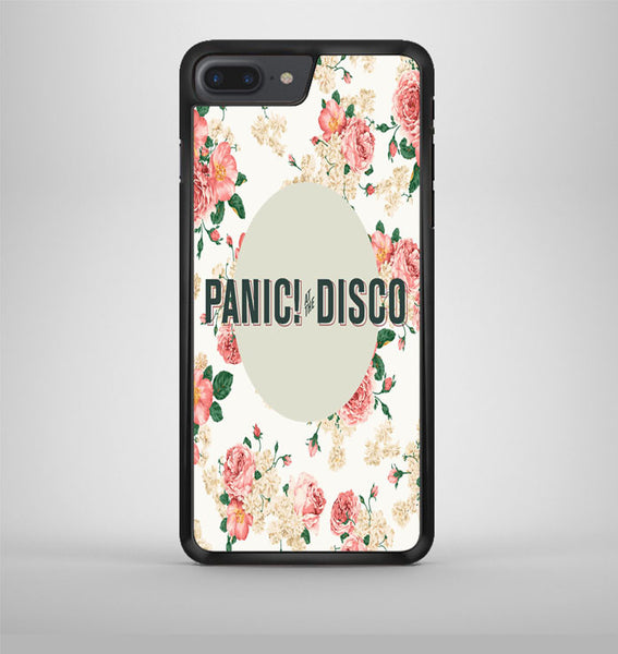 Panic At The Disco Flowers iPhone 7 Plus Case Avallen
