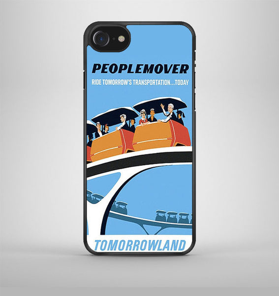 People Mover iPhone 7 Case Avallen