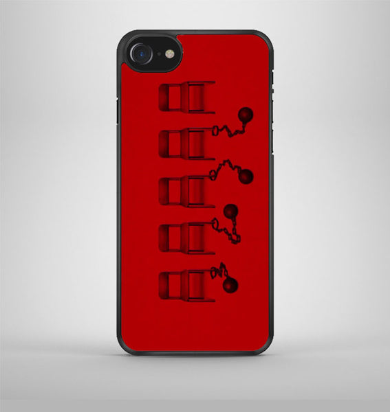 Persona 5 Chairs iPhone 7 Case Avallen
