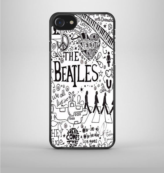 Personalized The Beatles iPhone 7 Case Avallen