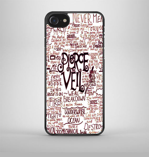 Pierce the Veil Band iPhone 7 Case Avallen