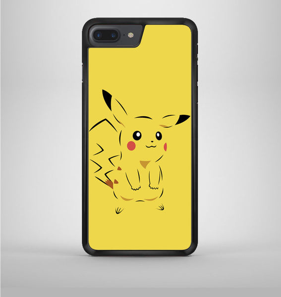 Pikachu Poke iPhone 7 Plus Case Avallen