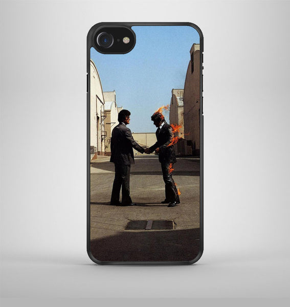 Pink Floyd Wish You Were Here iPhone 7 Case Avallen