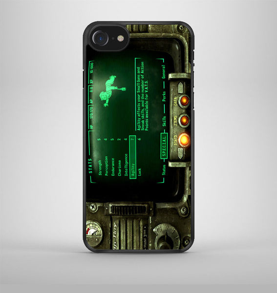 Pipboy 3000 Fallout Game iPhone 7 Case Avallen