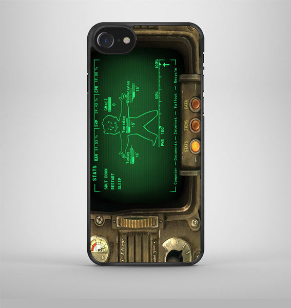 Pipboy 3000 Fallout Game 2 iPhone 7 Case Avallen