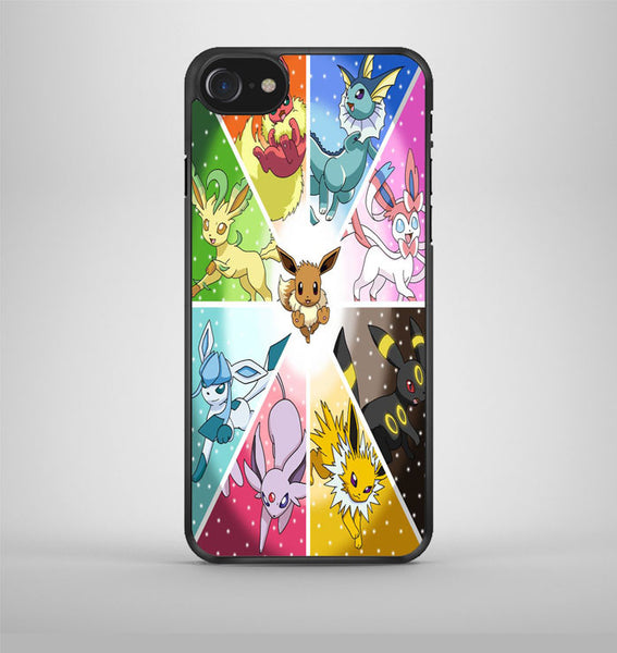 Pokemon All Characters iPhone 7 Case Avallen