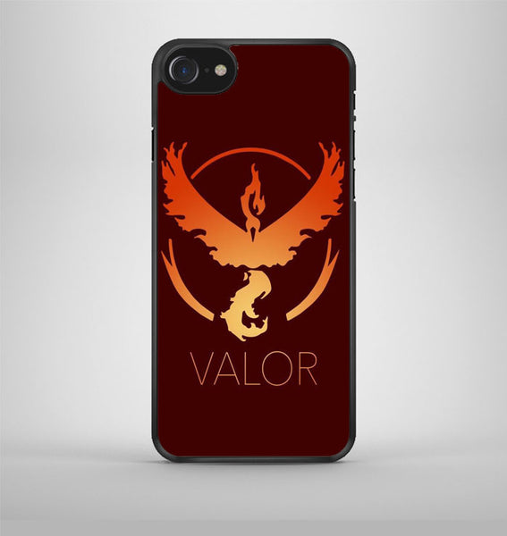 Pokemon Go Team Valor iPhone 7 Case Avallen