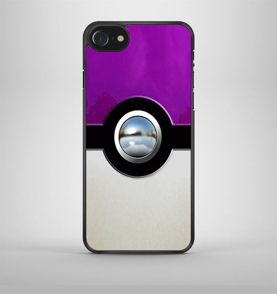 Pokemon Pokeball Purple iPhone 7 Case Avallen
