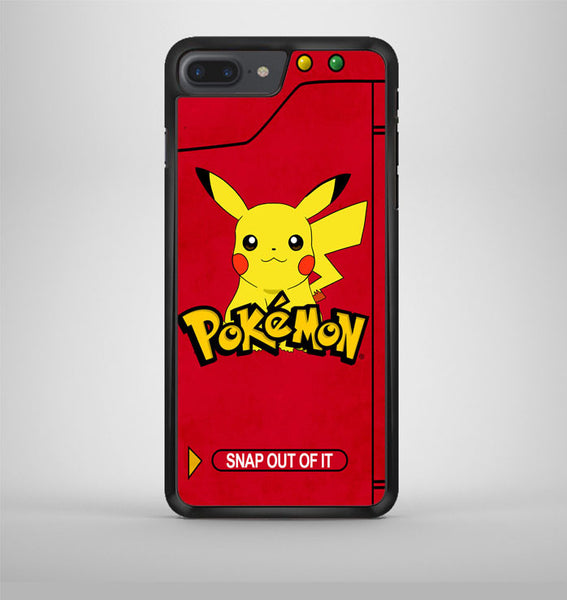 Pokemon Pokedex Pikacu iPhone 7 Plus Case Avallen