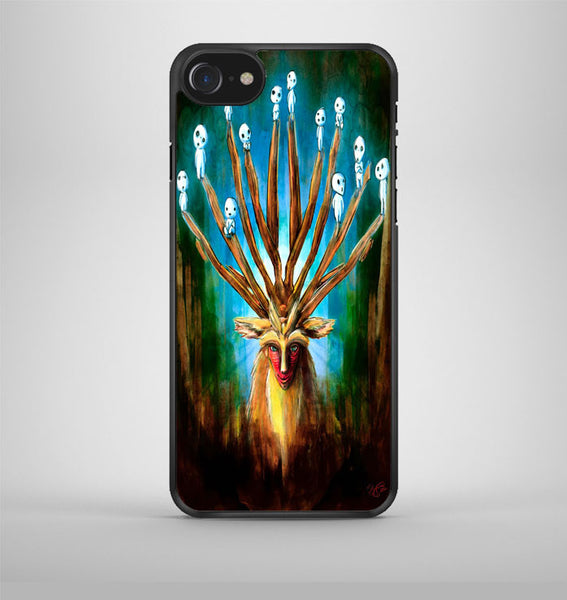 Princess Mononoke Forest Spirit iPhone 7 Case Avallen