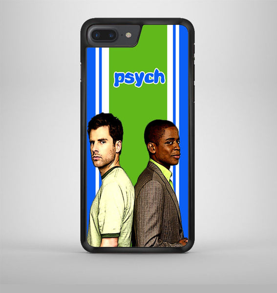 Psych Tv Series iPhone 7 Plus Case Avallen