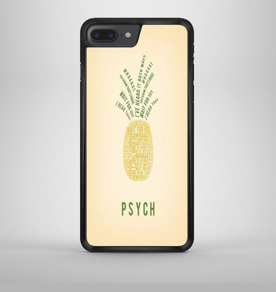 Psych Pineapple iPhone 7 Plus Case Avallen