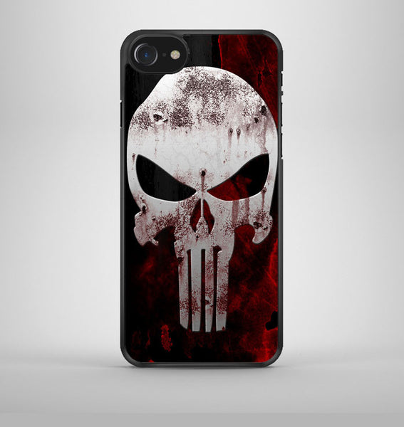 Punisher Skull iPhone 7 Case Avallen