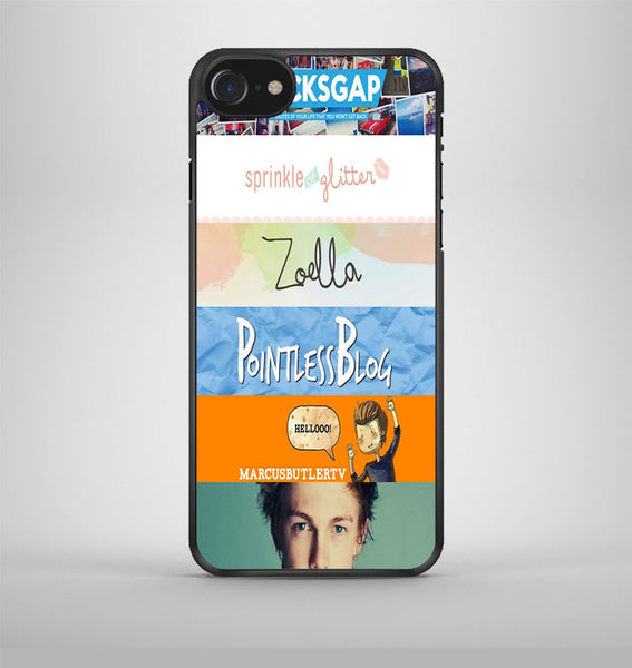 Quotes The Youtubers 2 iPhone 7 Case Avallen