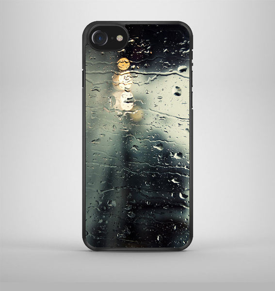Rain Out Of The Window iPhone 7 Case Avallen