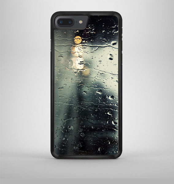 Rain Out Of The Window iPhone 7 Plus Case Avallen