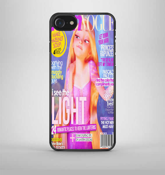Rapunzel In Magazine iPhone 7 Case Avallen