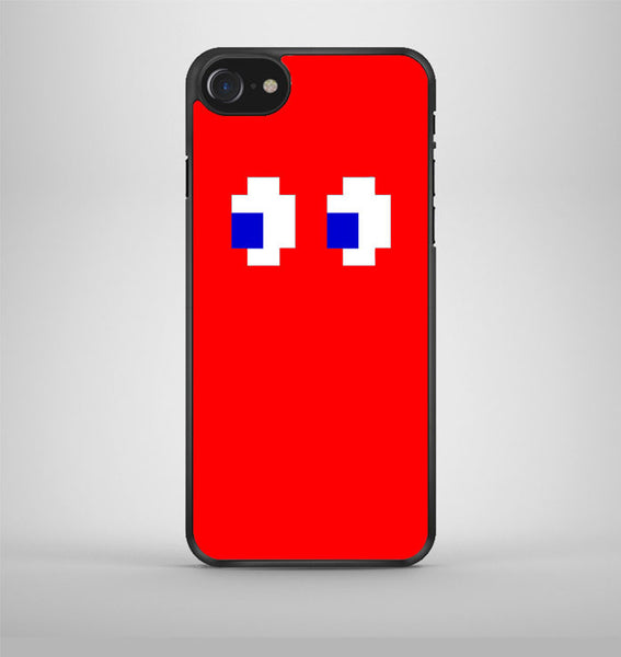 Red Pacman inspired iPhone 7 Case Avallen