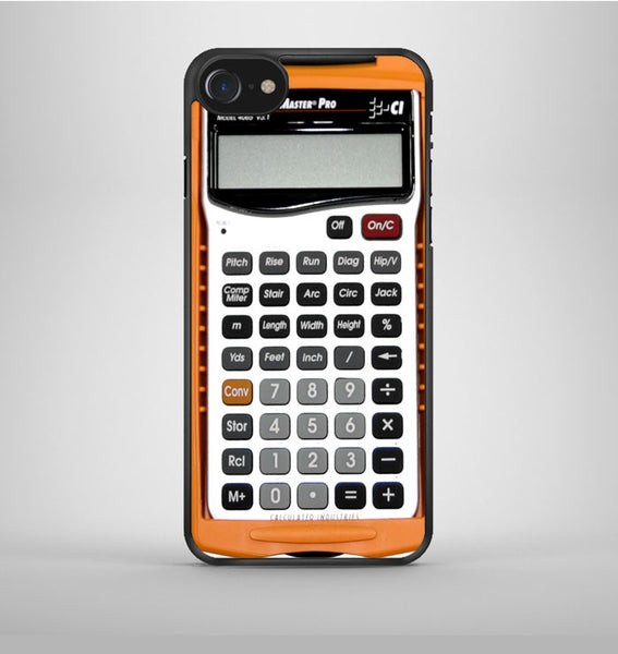 Retro Calculator iPhone 7 Case Avallen